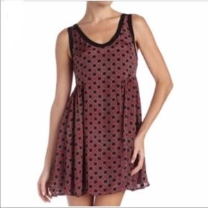 Free People Mini Dress Size XS Like New
